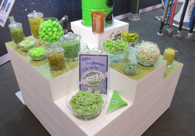 Candybar Unendlich Eventdesign Messe Candy Bar