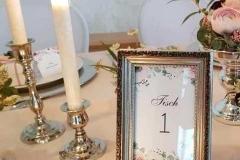 Kerzenständer einarmig silber