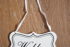 Wedding Schriftzug