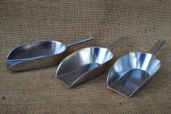 Schäufelchen Metall